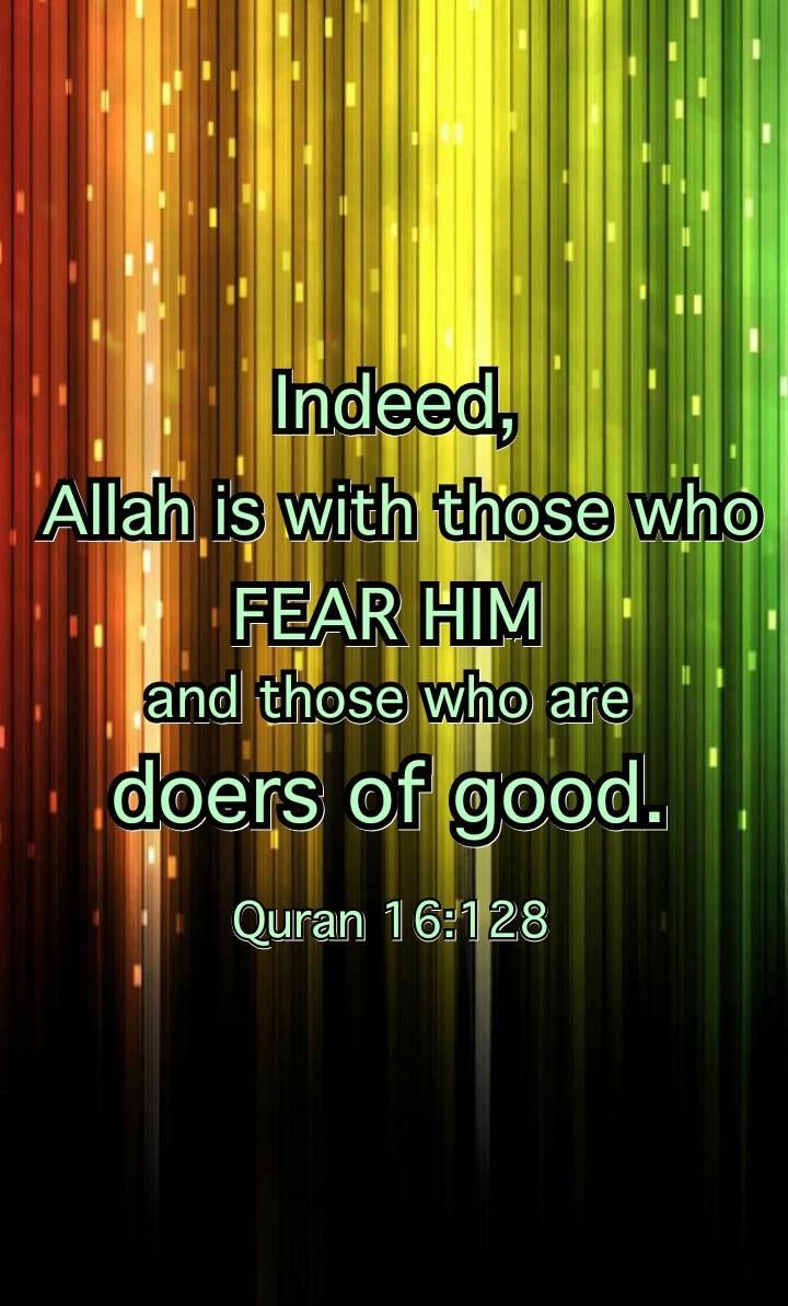 words of Allah