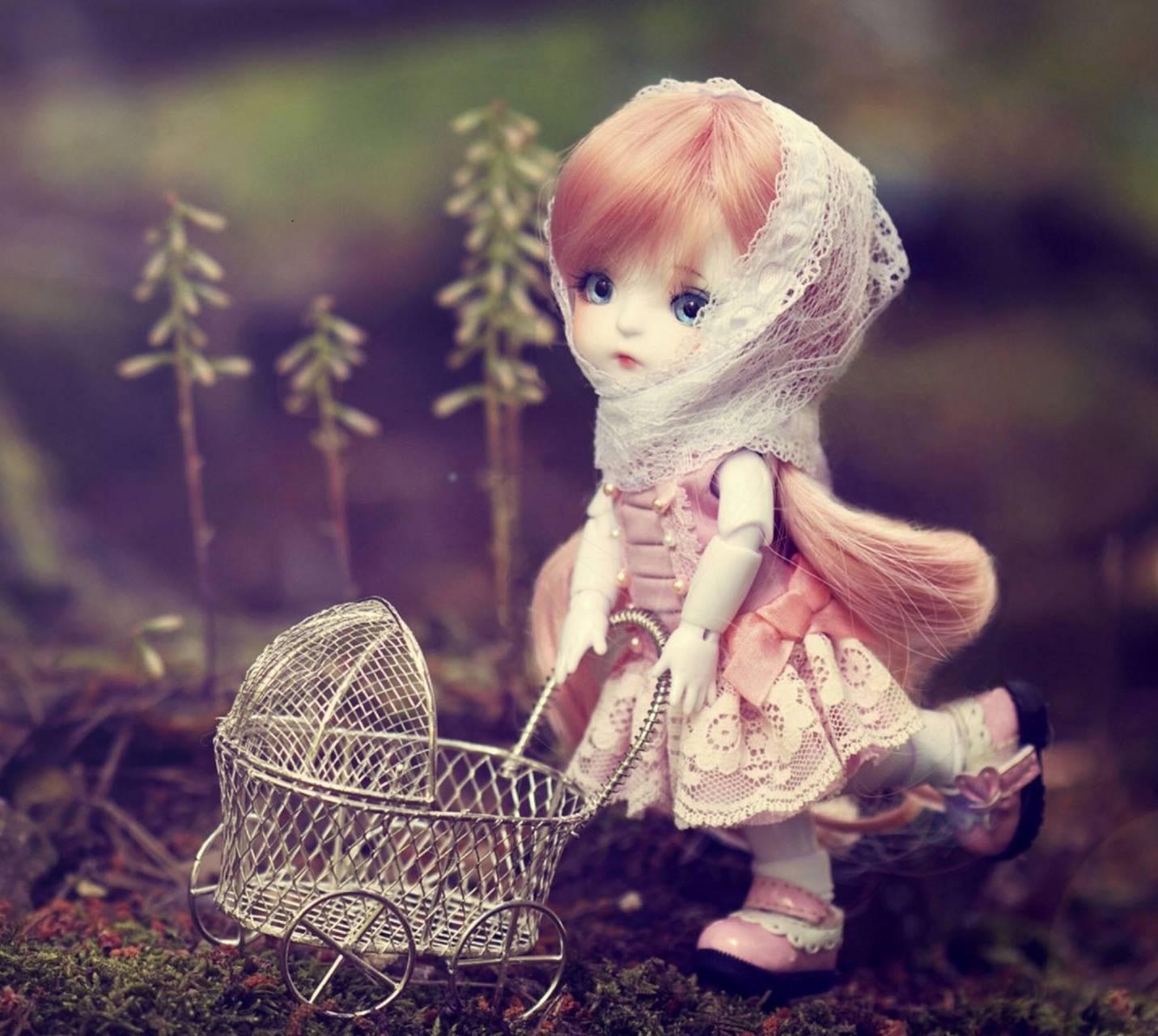 Cute Doll Wallpaper By Jutt4lyfe 63 Free On Zedge