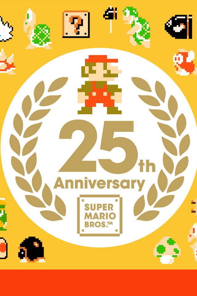 Mario25th