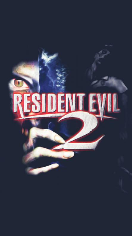 resident evil 2 remake wallpaper iphone