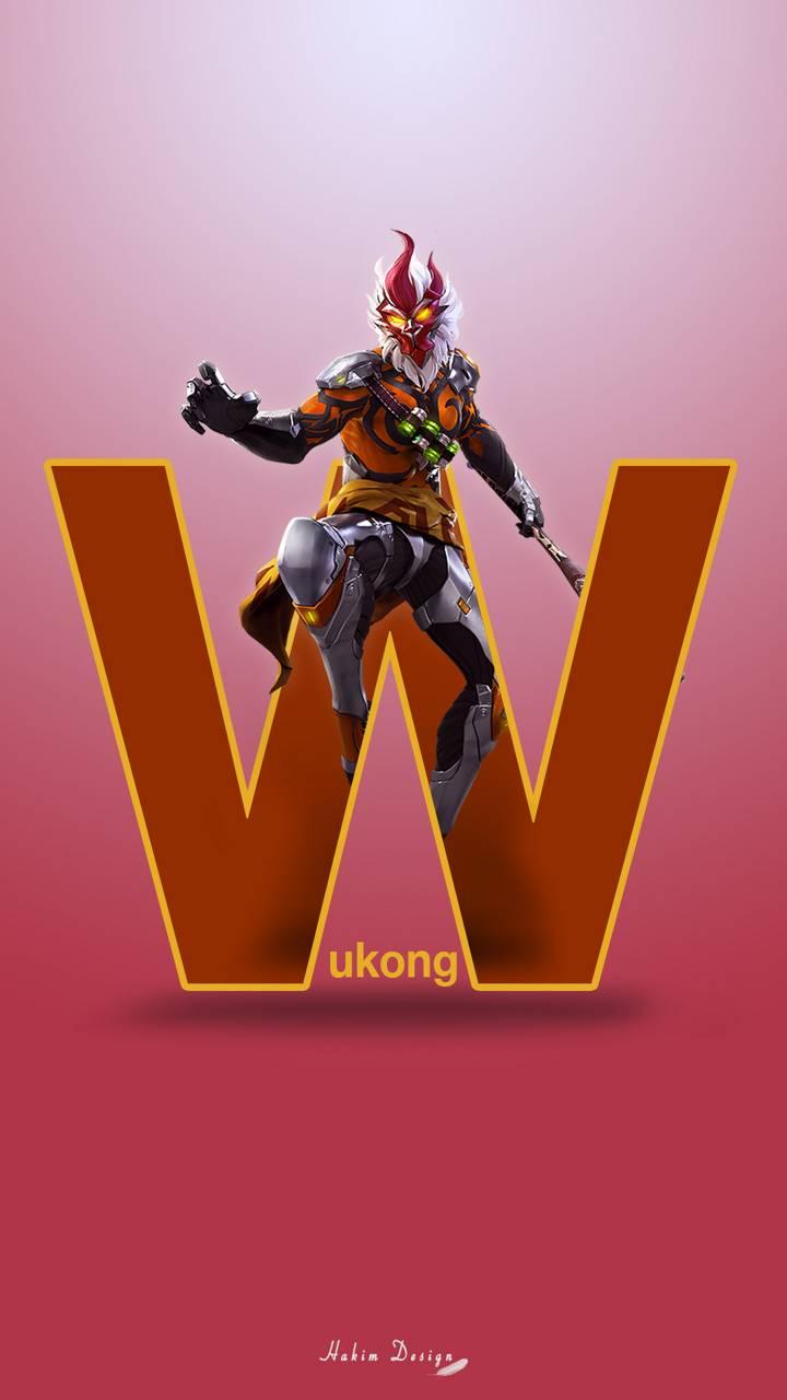 free fire Wukong