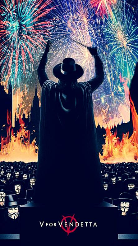 V For Vendetta Wallpapers Free By Zedge