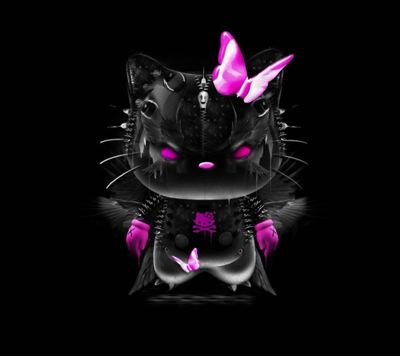 Hello Kitty Dark Wallpaper By Konig 71 Free On Zedge