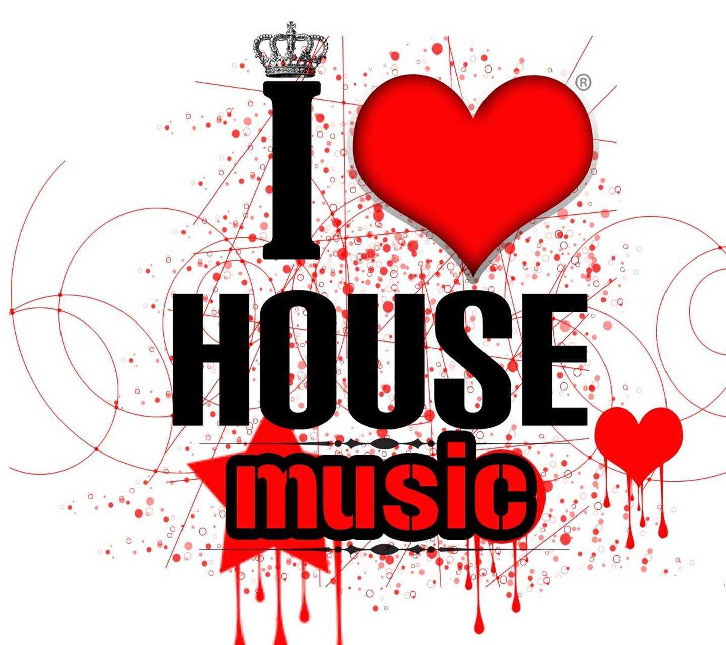 I Love House Music Wallpaper By Psj10 62 Free On Zedge