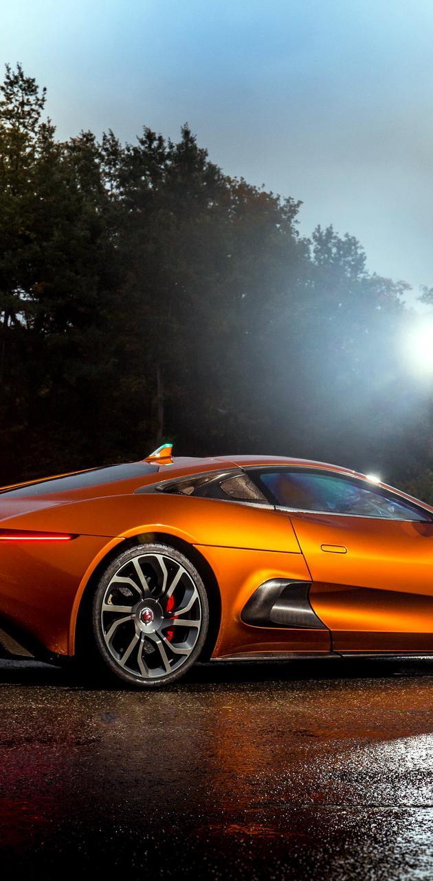 Jaguar C-ICS