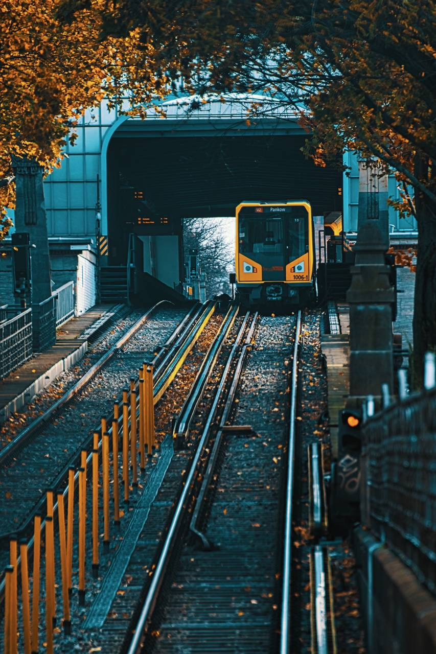 Subway Ubahn Berlin