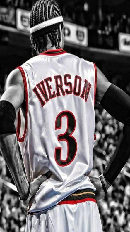 Allen Iverson Wallpapers Free By Zedge