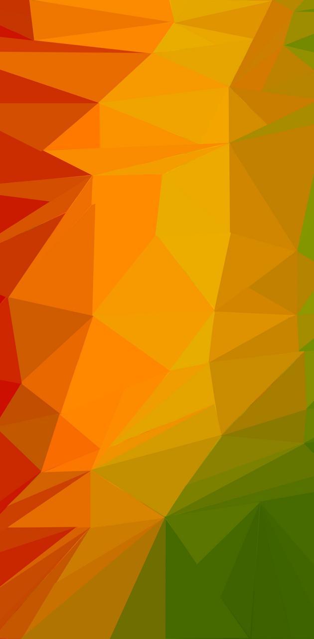 Blended colors