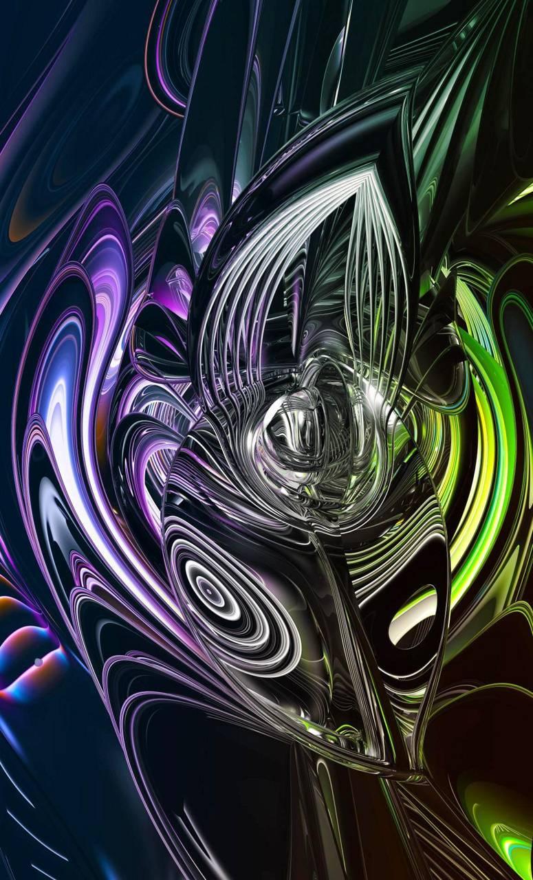 Colorful Aliene