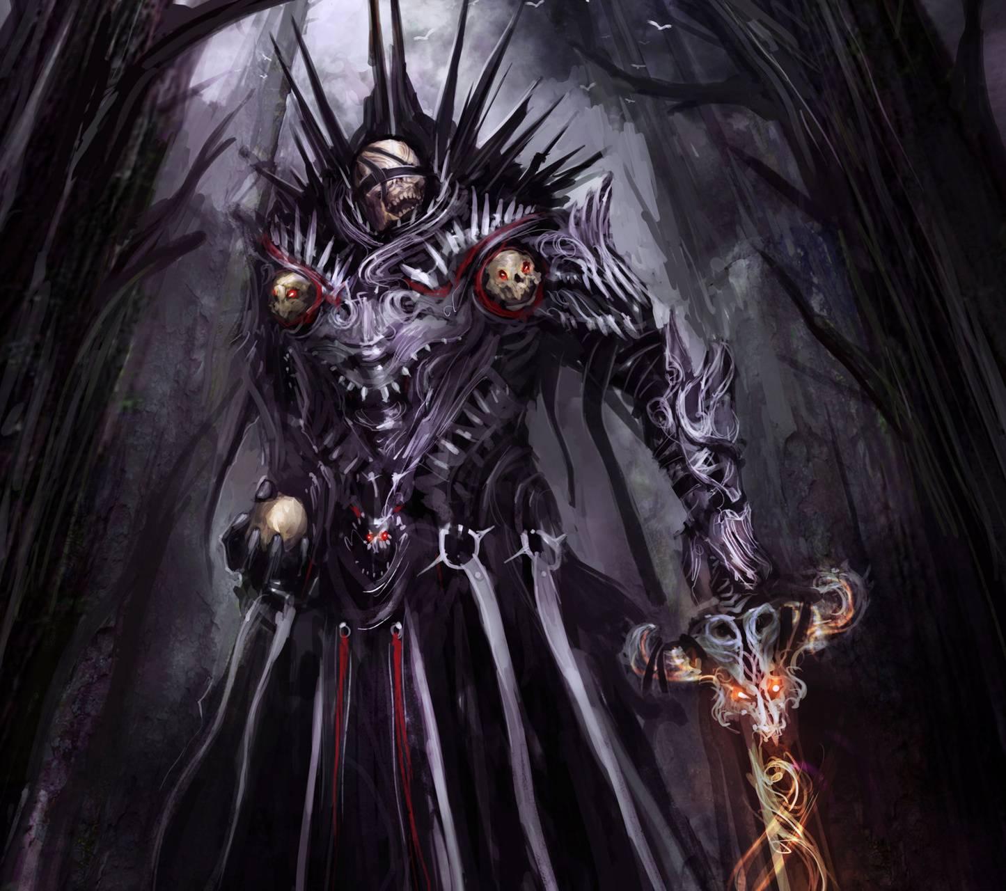 Emissary Of Darkness