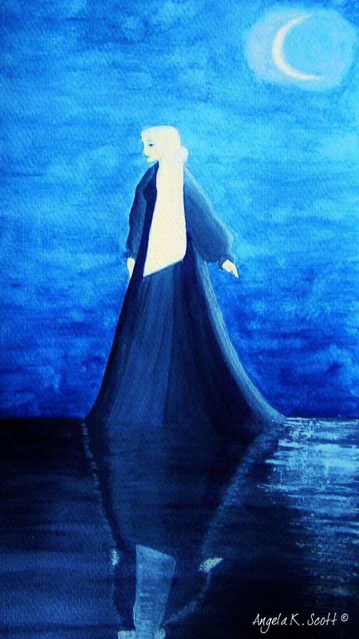 Lady of the Lake Art