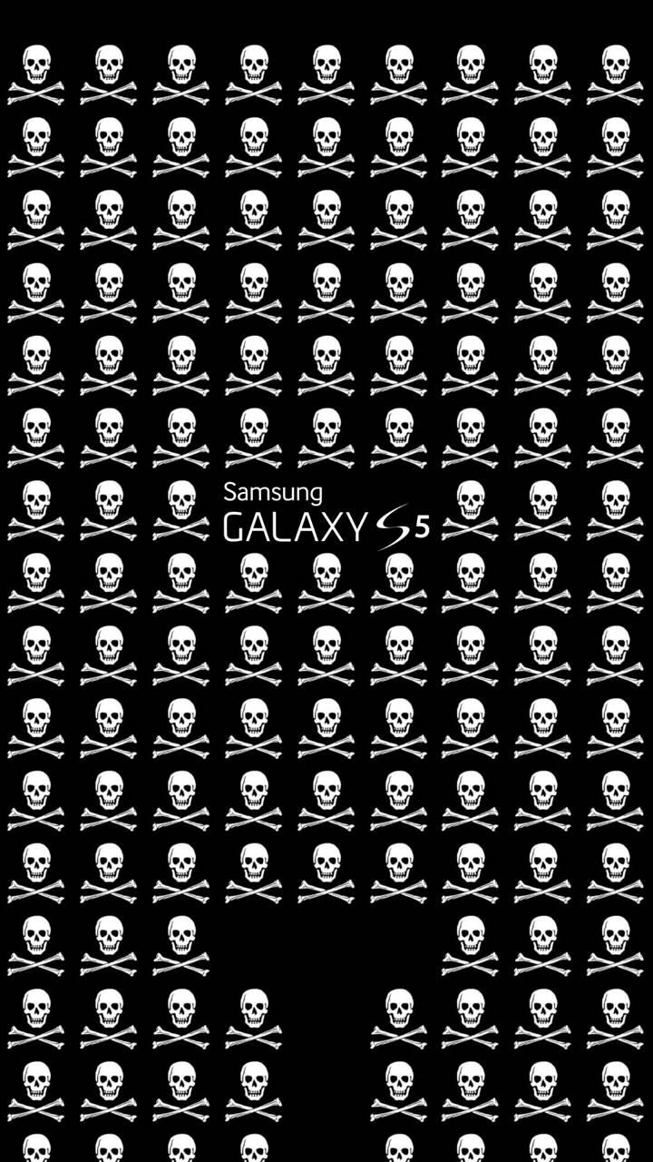 s5 Skull Pattern