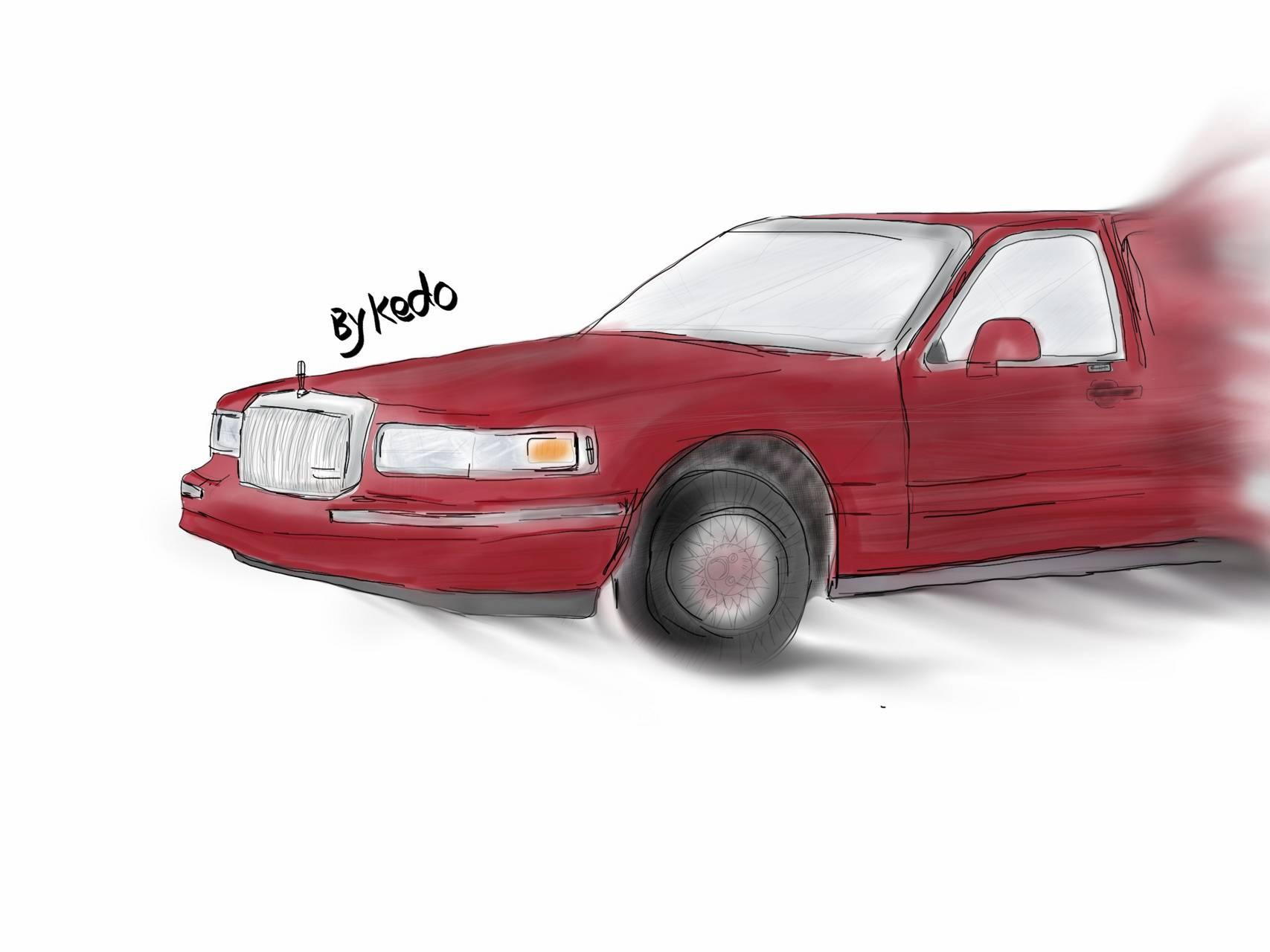 Town Car 1992