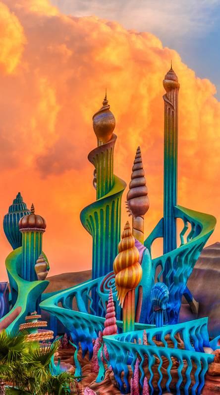 Disney Undersea