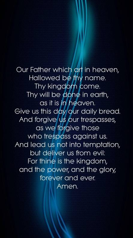 Lords Prayer Wallpapers Free By Zedge