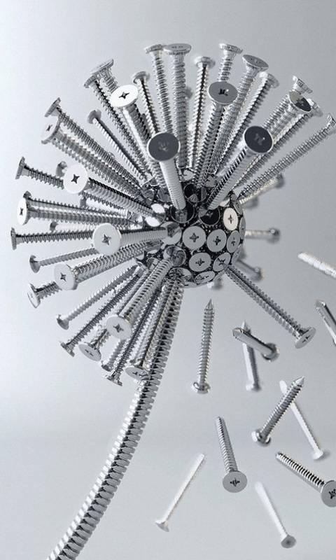 Flowerscrew