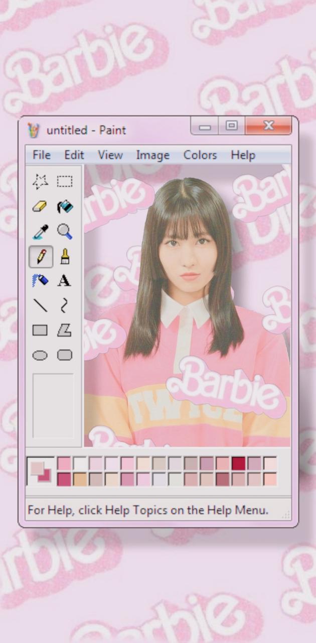 Barbie - Twice Momo