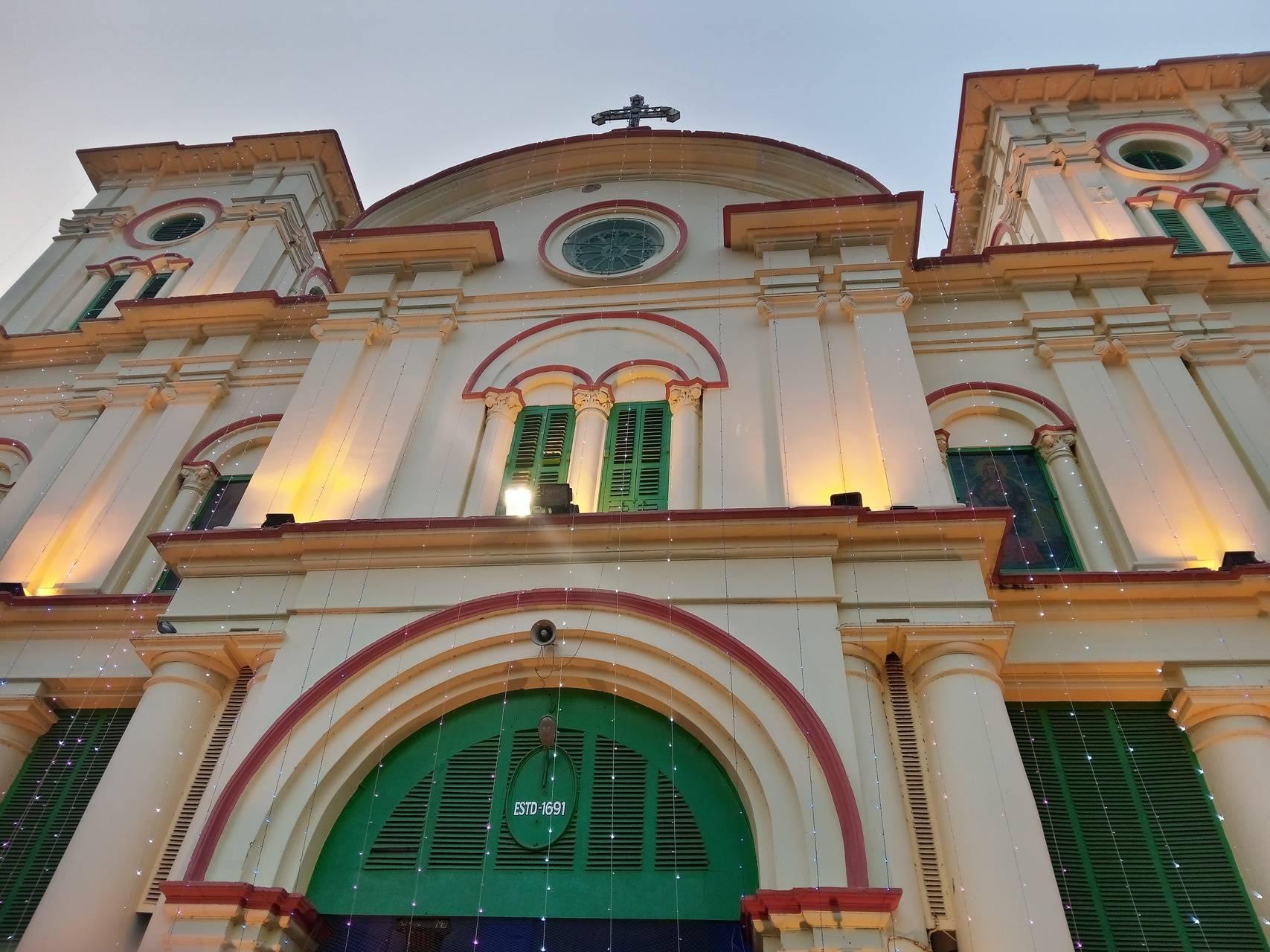Church Chandannagar