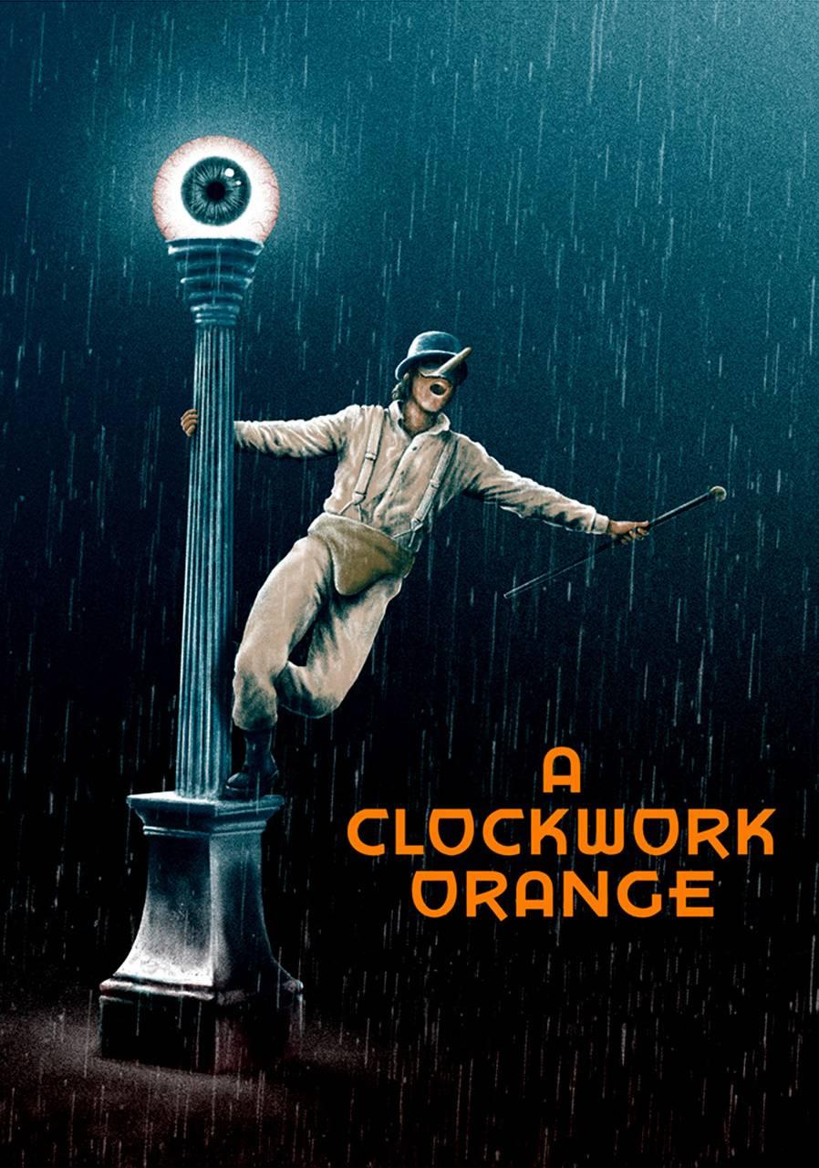 A Clockwork Orange Wallpaper By Aperson F5 Free On Zedge