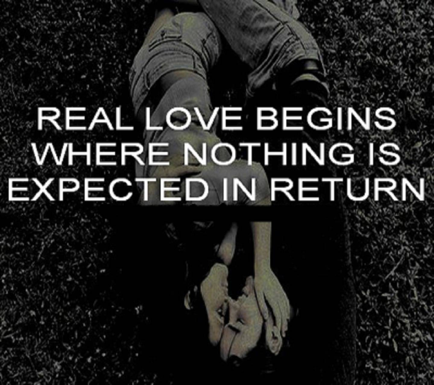 Expected Love