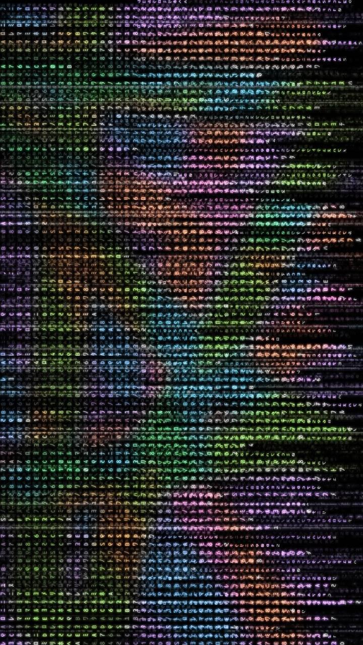 Colourful matrix