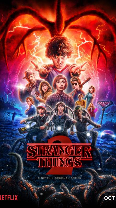 Stranger Things 2 Ringtones And Wallpapers Free By Zedge