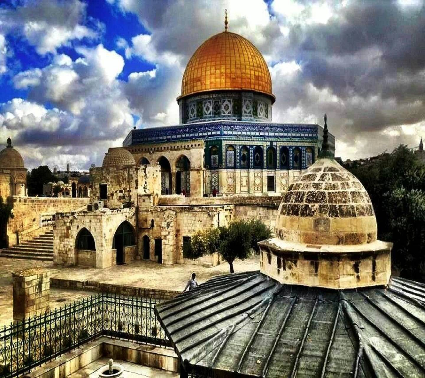Dome Of The Rock Wallpaper By Aboodjoulany Ce Free On Zedge