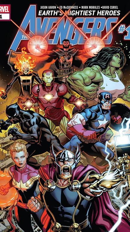Avengers n1