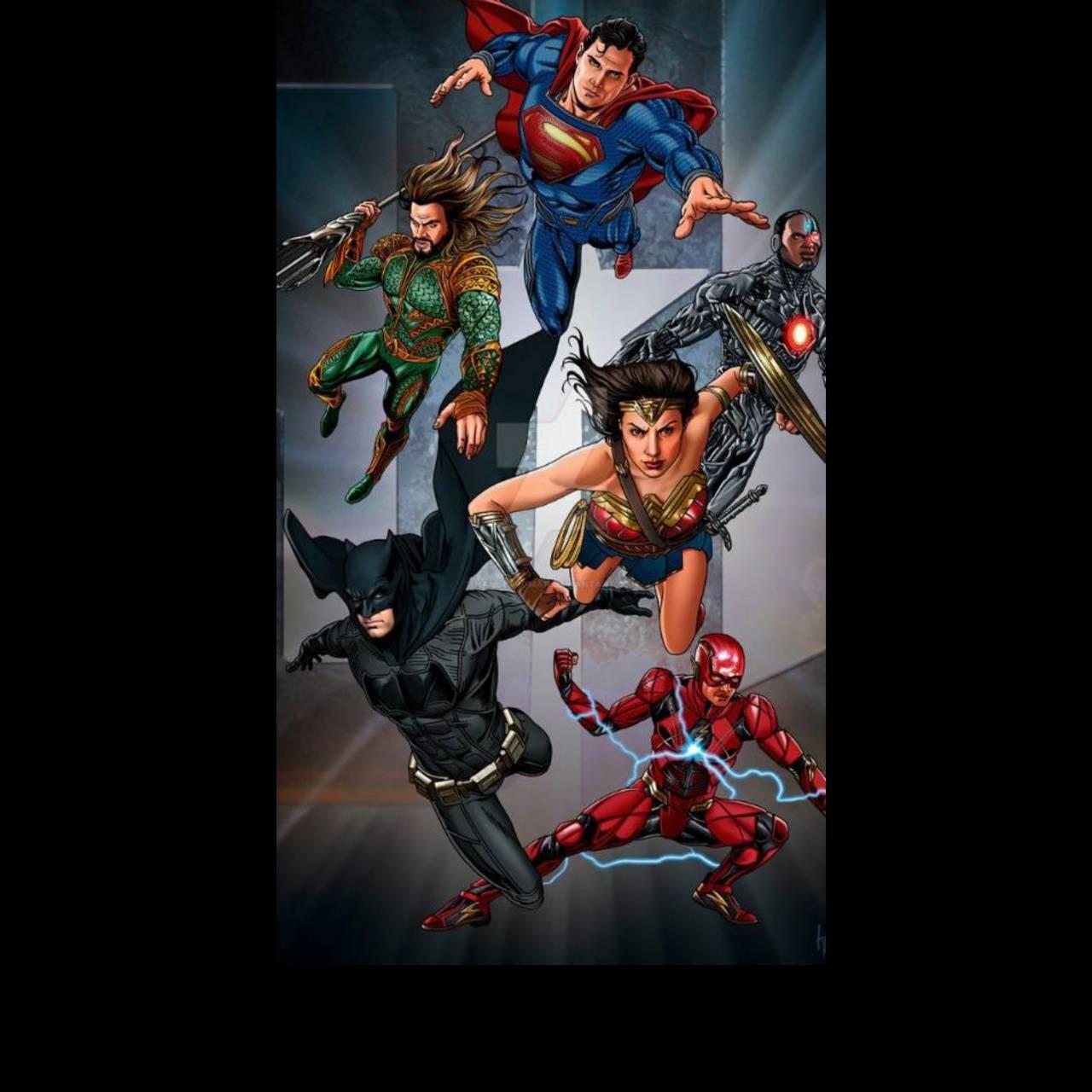 DC Justice League