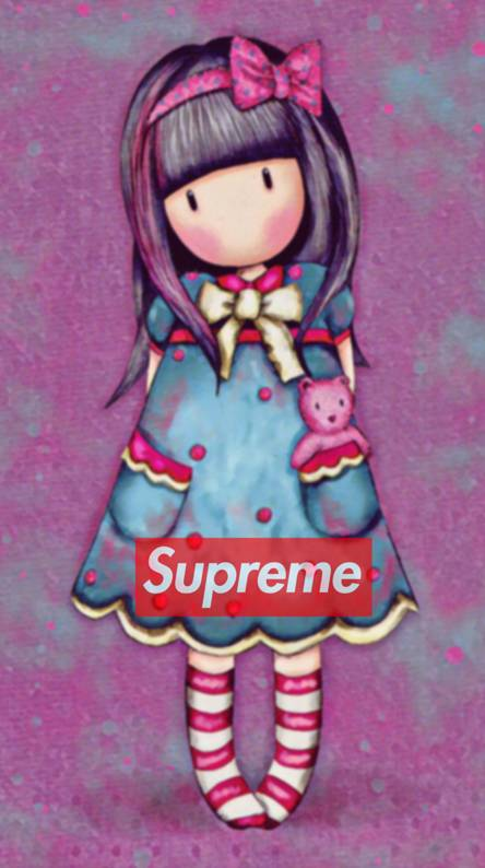 Supreme Girls Wallpapers Free By Zedge