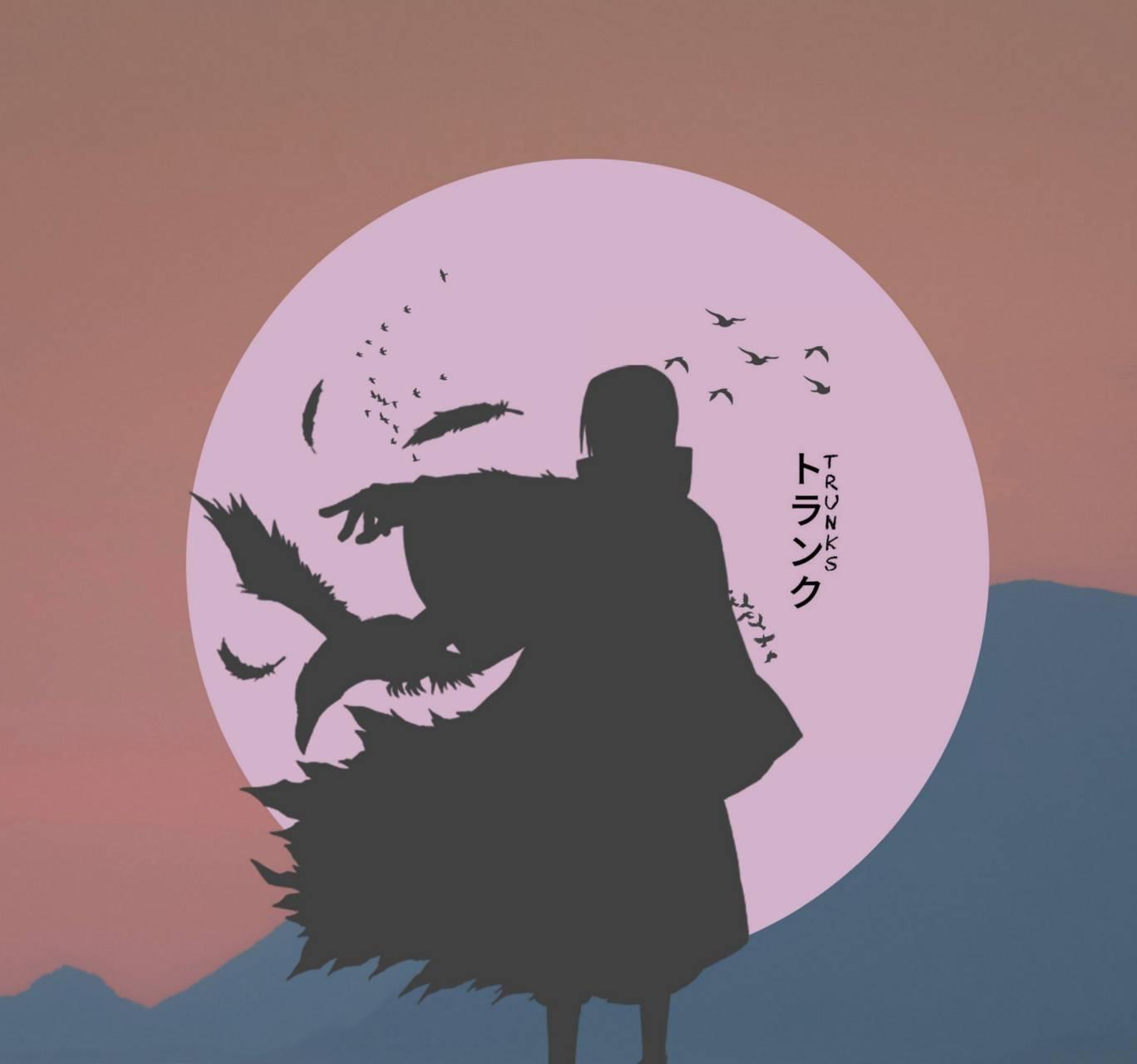 Itachi silhouette