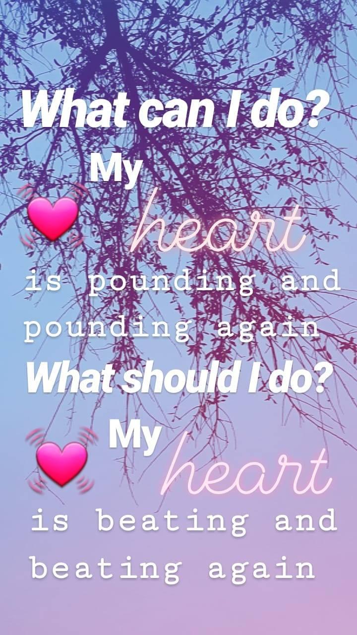 Heart pound