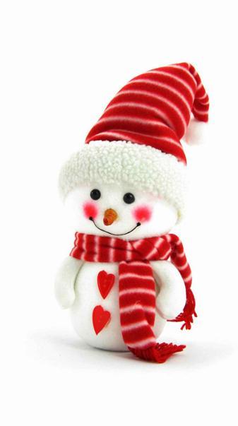 Cute Snowman