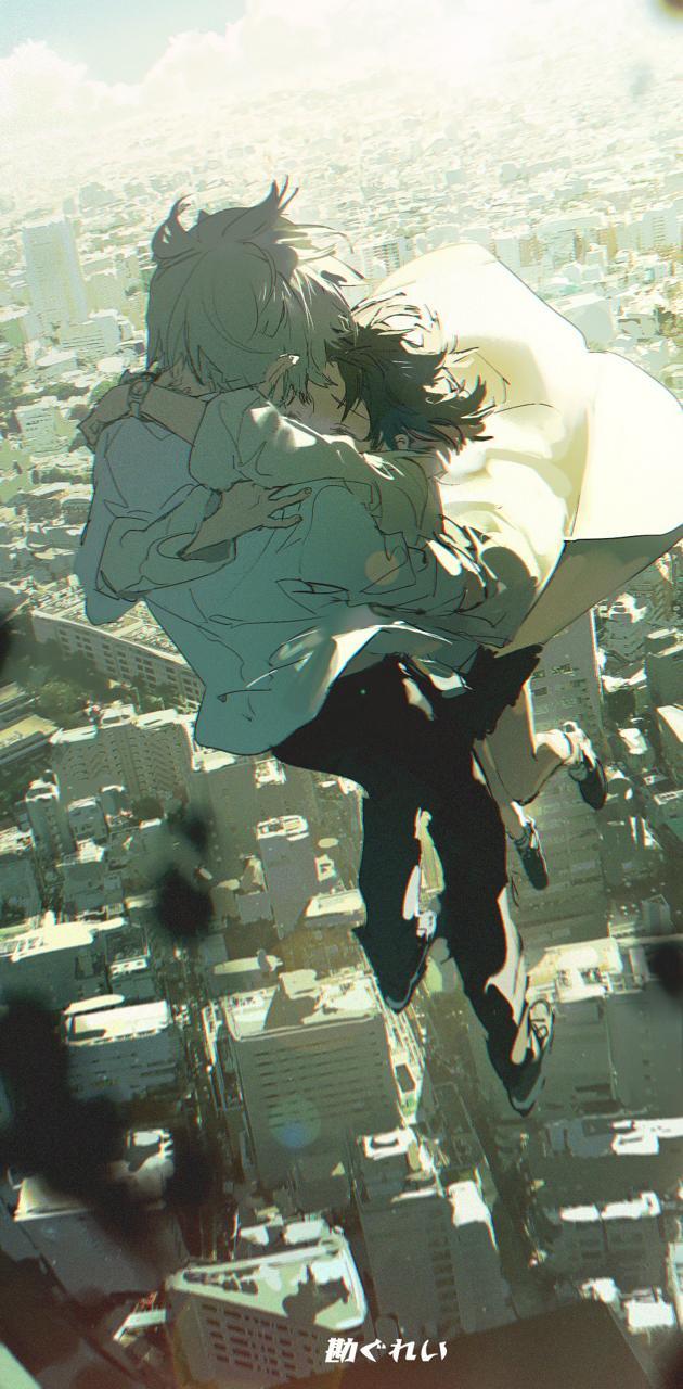 Anime Falling