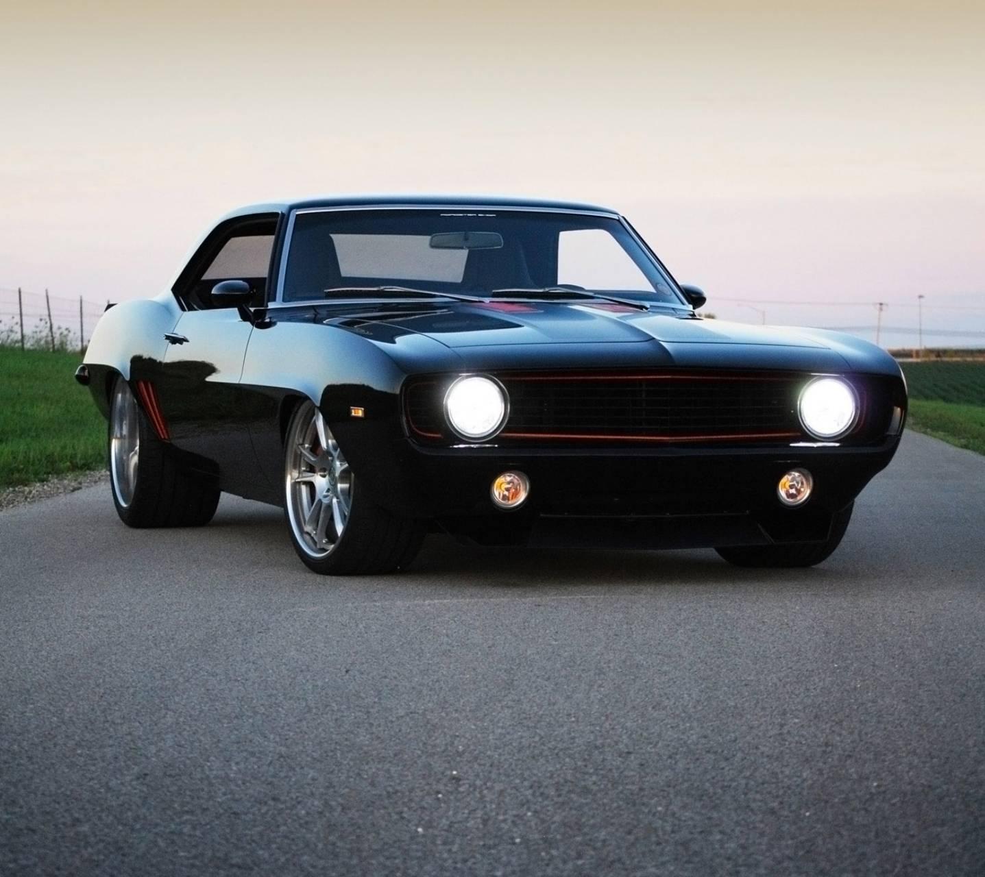 Tuned Chevy Camaro