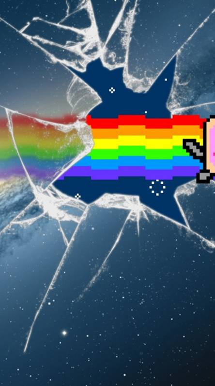 Nyan Cat Wallpapers Free By Zedge
