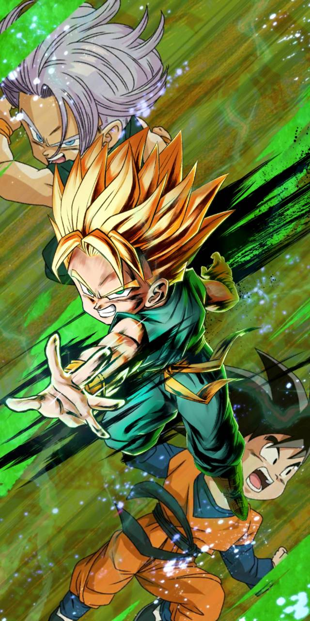 Ssj Trunks Kid Wallpaper By Sergblack 0a Free On Zedge