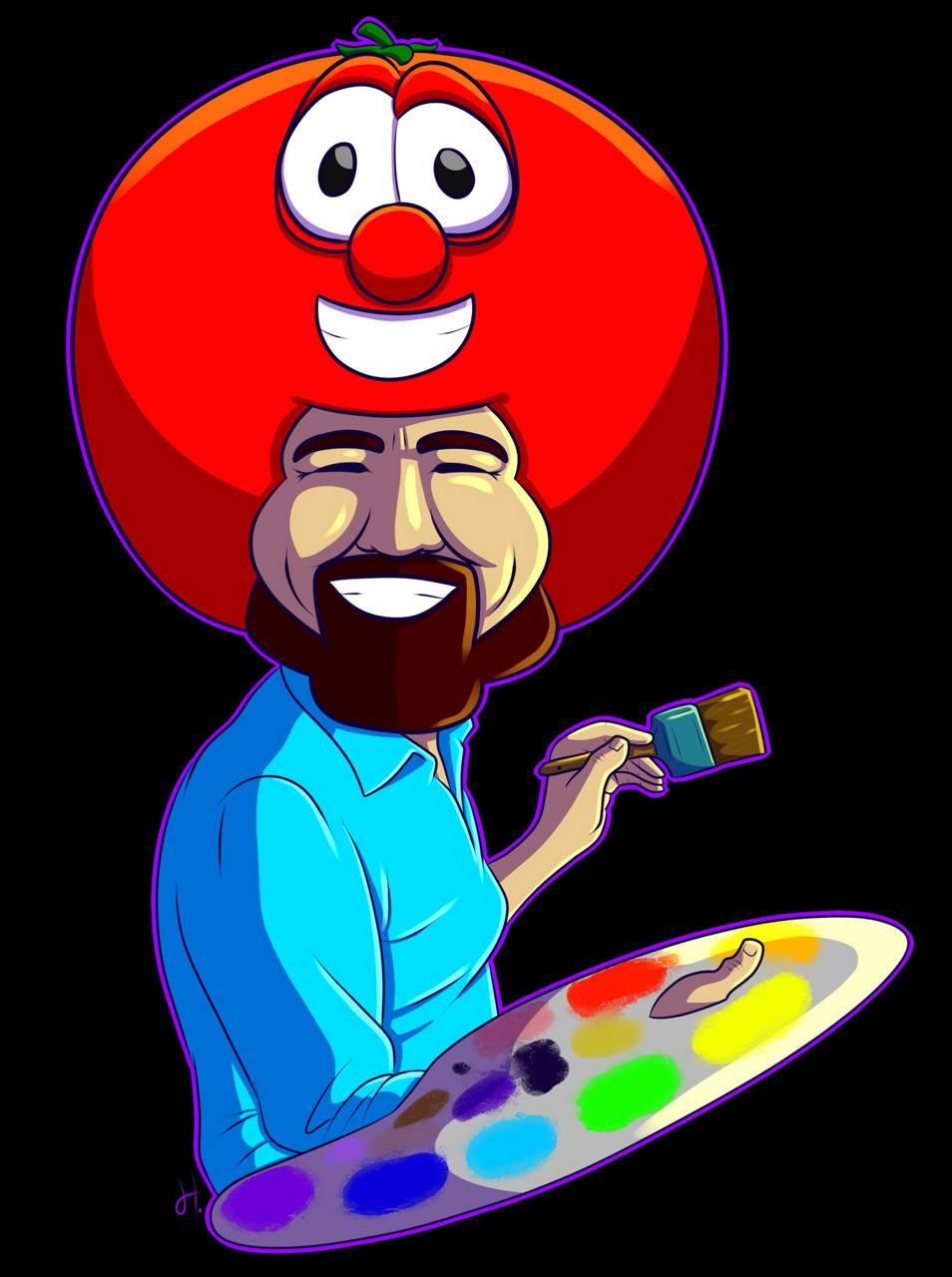 Bob the Tomato Ross