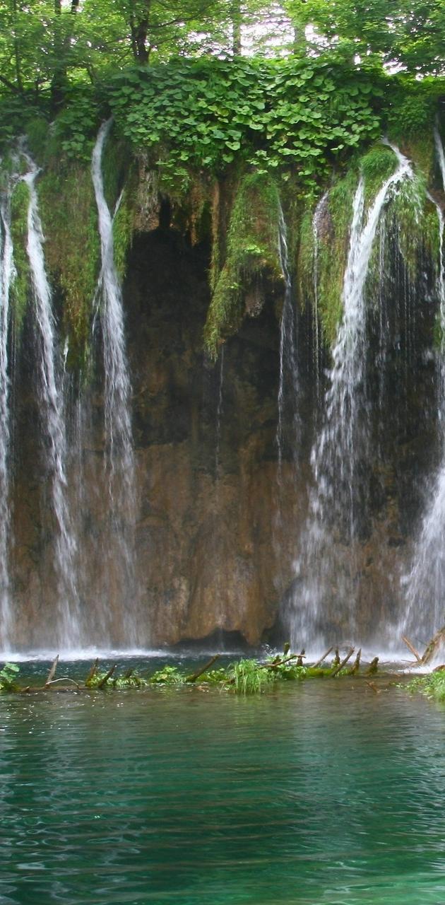 Waterfalls-nature