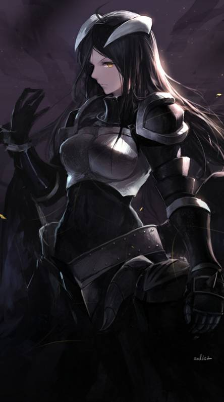 Overlord 3 Ringtones And Wallpapers Free By Zedge