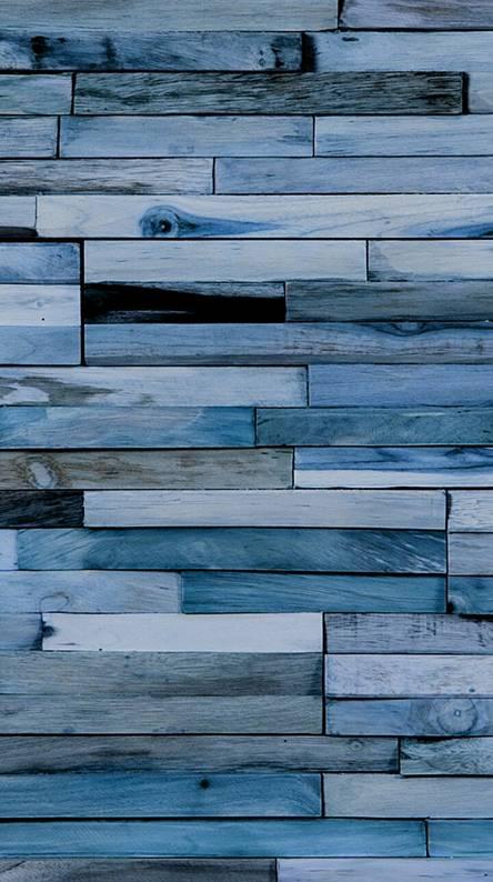 Blue Basic Wallpaper