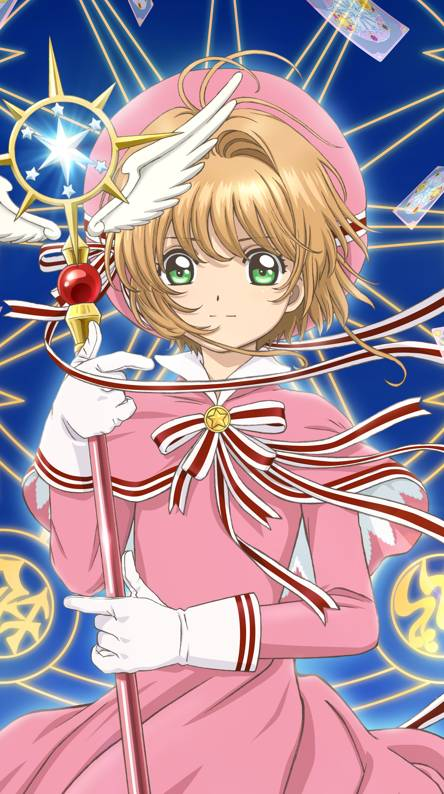Sakura Card Captor Ringtones And Wallpapers Free By Zedge