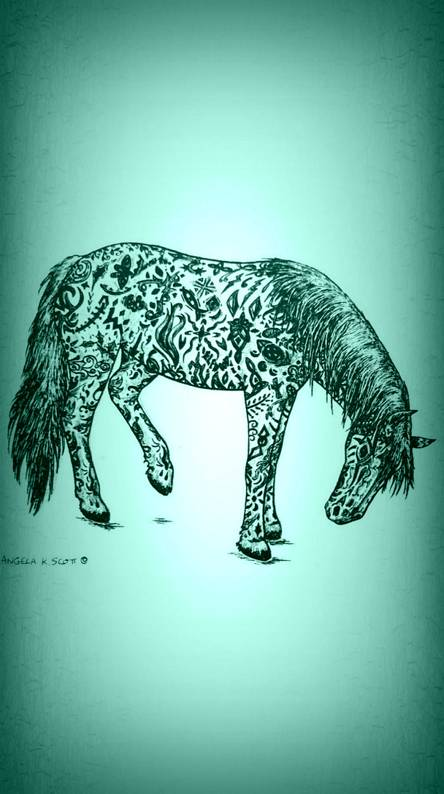 Tattoo Horse Art