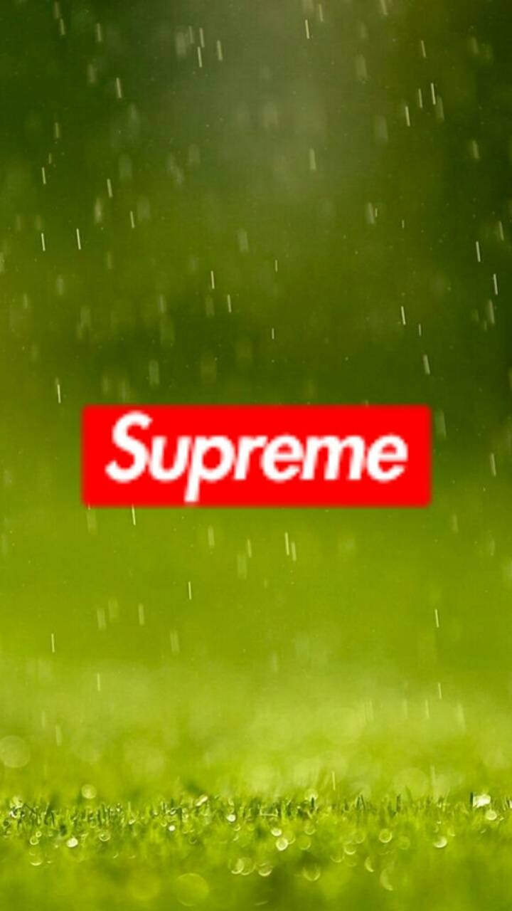 Supreme Green Wallpaper By Thenigger 3d Free On Zedge