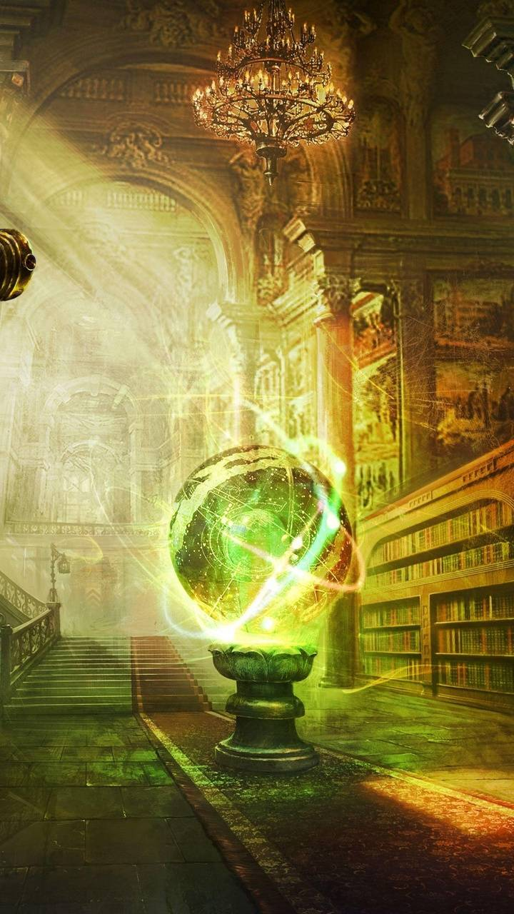Magic Ball Library