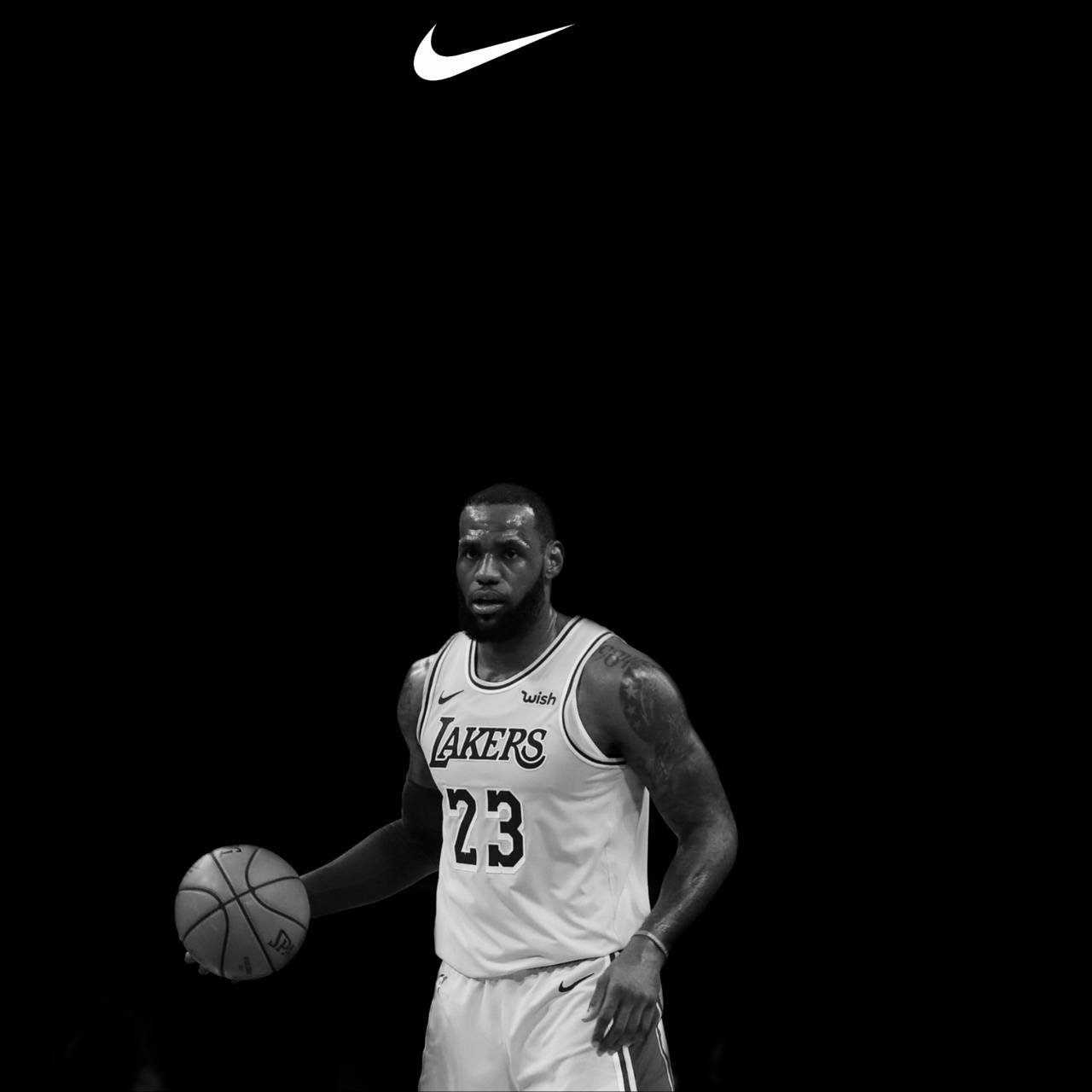 Lebron James Wallpaper Iphone: Lebron James Wallpaper By Emryil1905