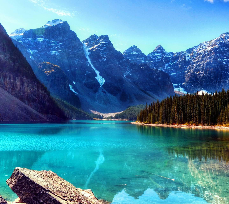 Lake view hd