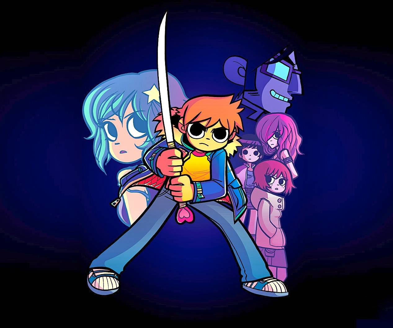 Scott Pilgrim Vol6