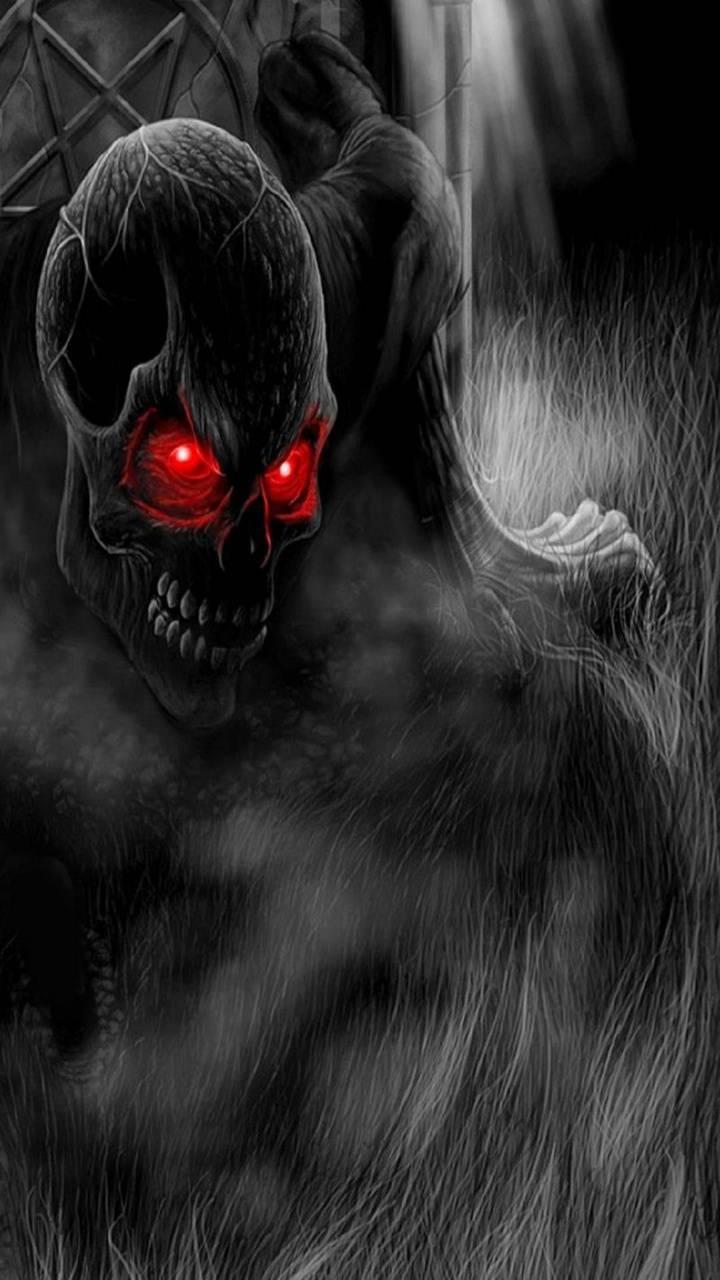 Red eyes domon