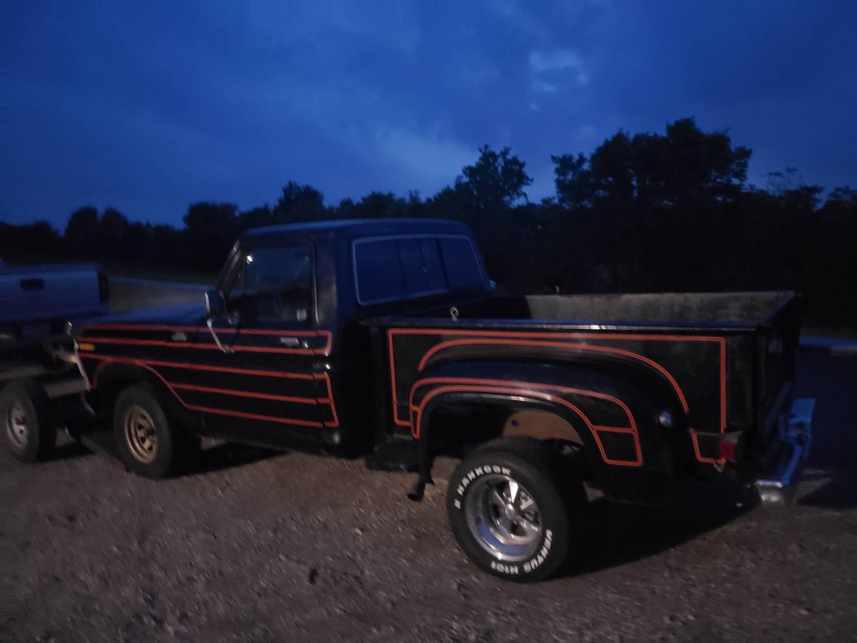 Ford Stepside
